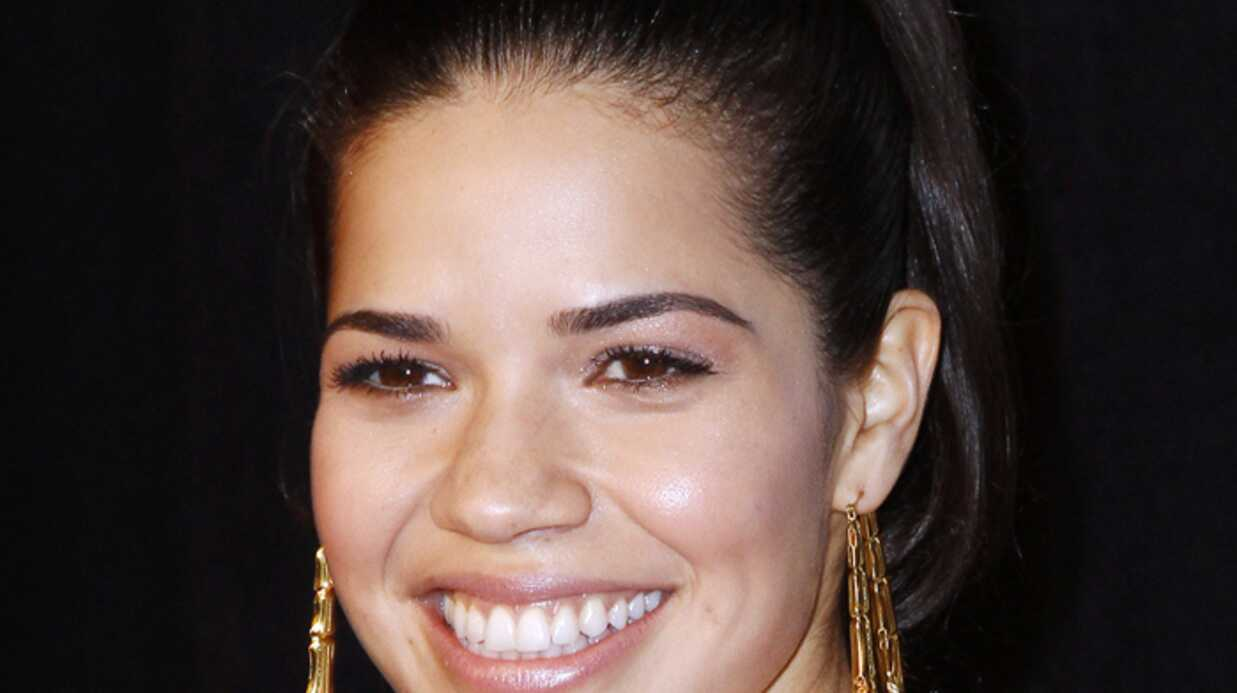 America Ferrera (Ugly Betty) est fian­cée