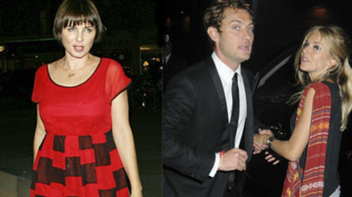 Jude Law: rififi entre les femmes de sa vie
