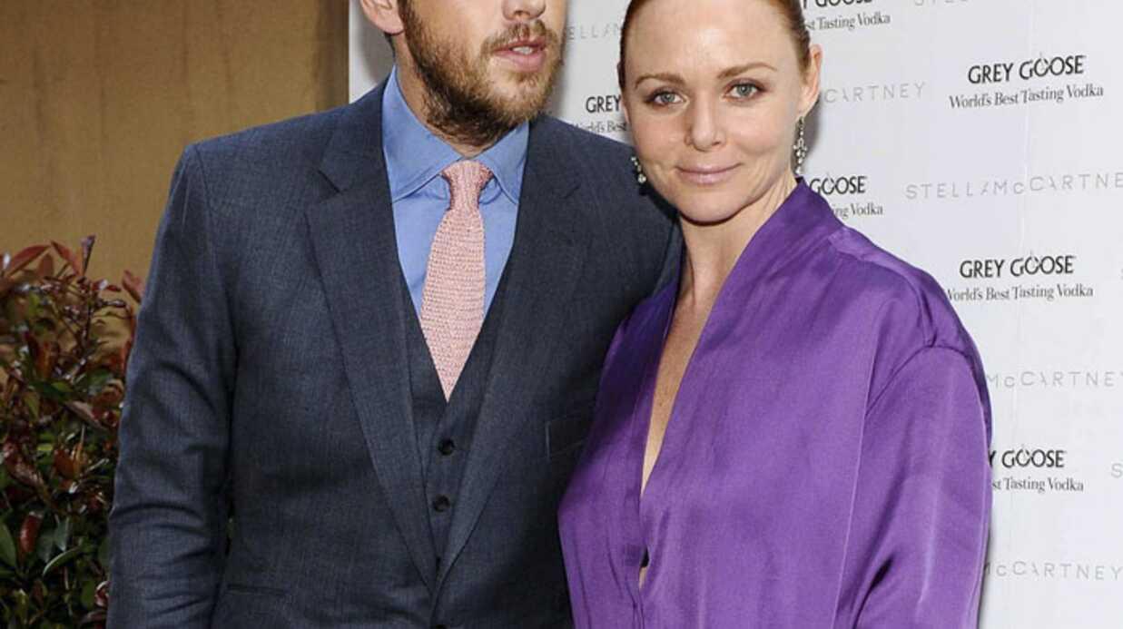 Stella McCartney enceinte de son quatrième enfant