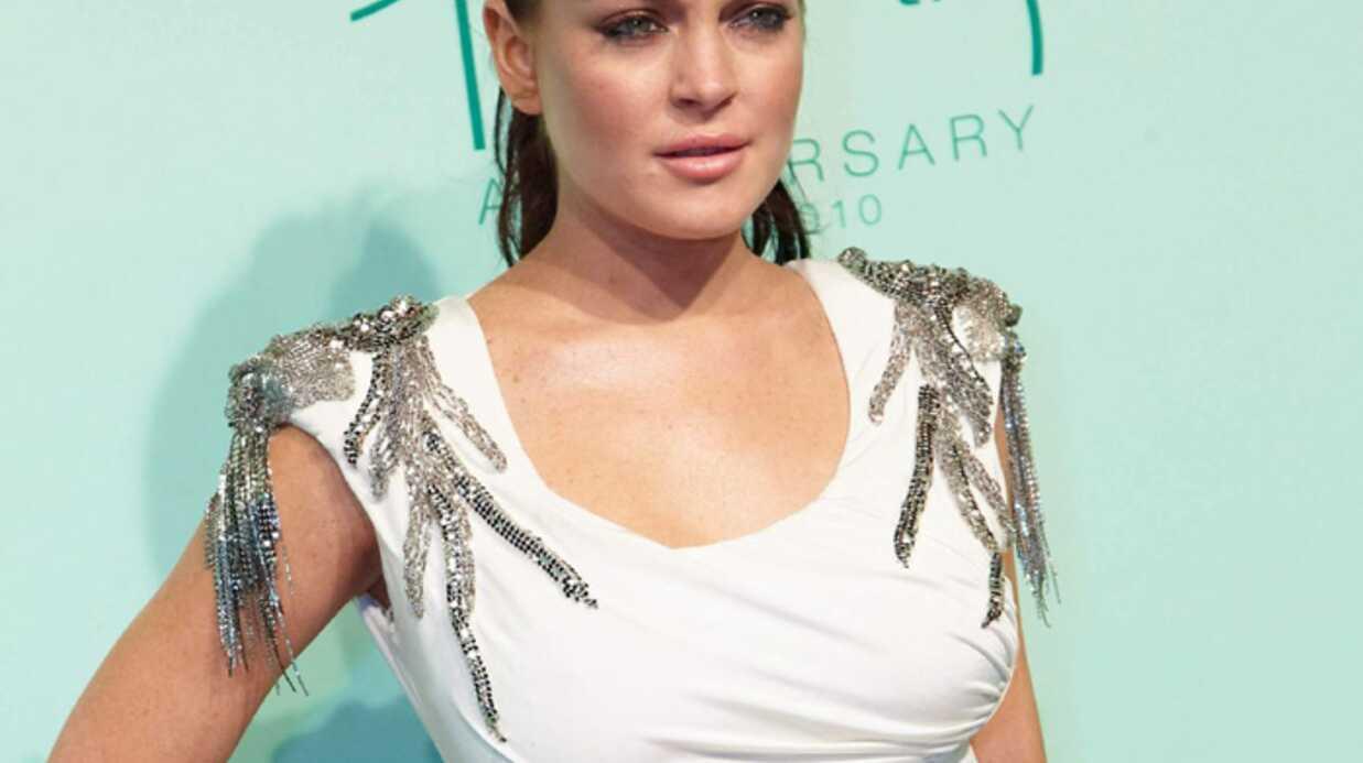 Lindsay Lohanen prison à cause du nuage de cendres?