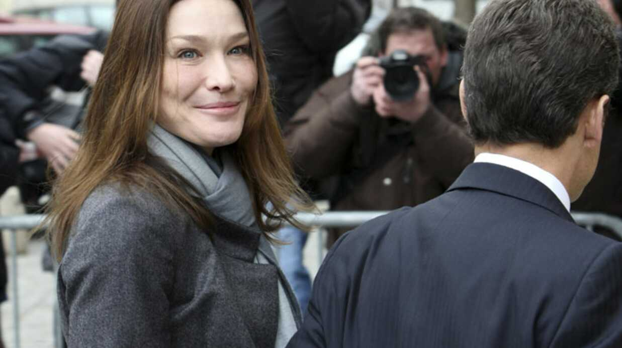 VIDEO Woody Allen : diffi­cile de faire tour­ner Carla Bruni