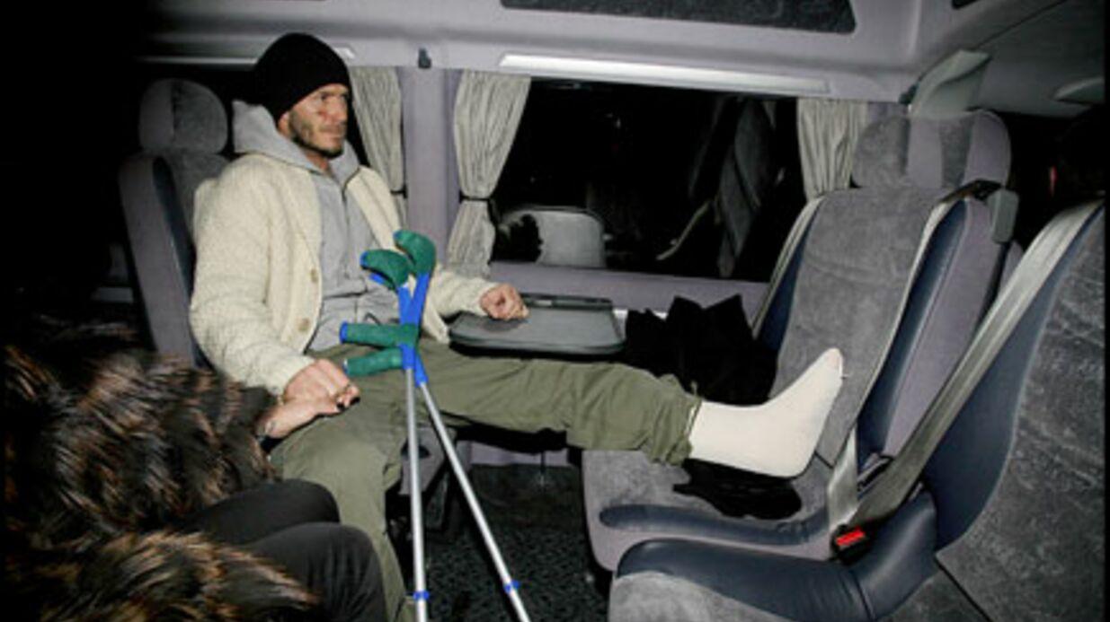 David Beckham: la poétesse royale écrit une ode pour lui