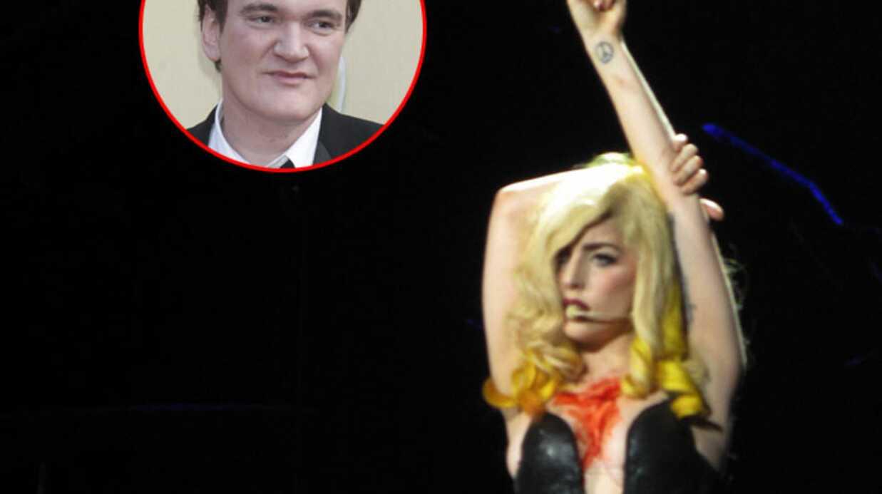 Lady Gaga: Quentin Tarantino veut lui proposer un rôle