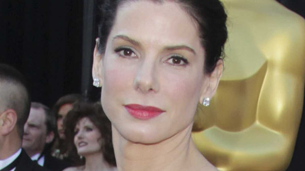 Sandra Bullock fait un don d'un million de dollars au Japon