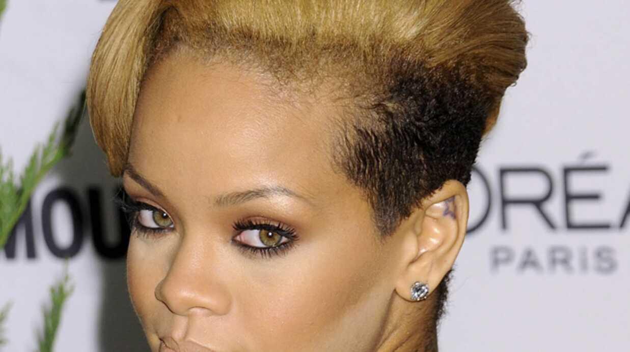 Rihanna: premières images de son live à Londres