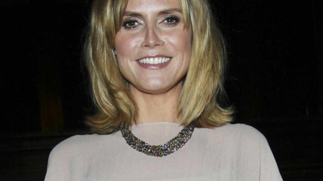 Heidi Klum: l'ex-top refuse le diktat de la minceur