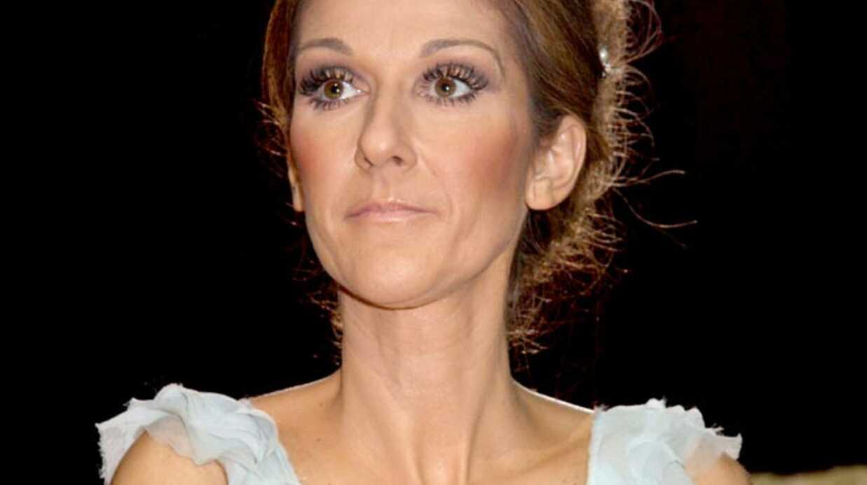 Céline Dion hospitalisée jusqu'à la fin de sa grossesse