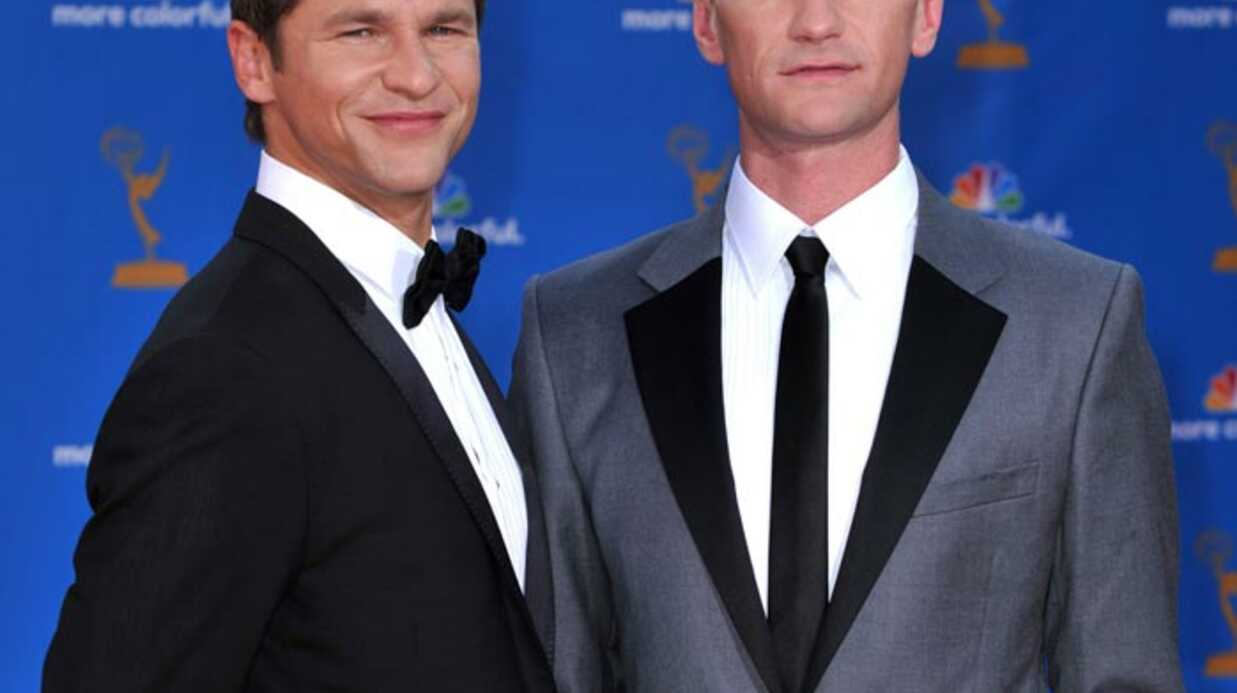 Neil Patrick Harris (How I met your mother) papa