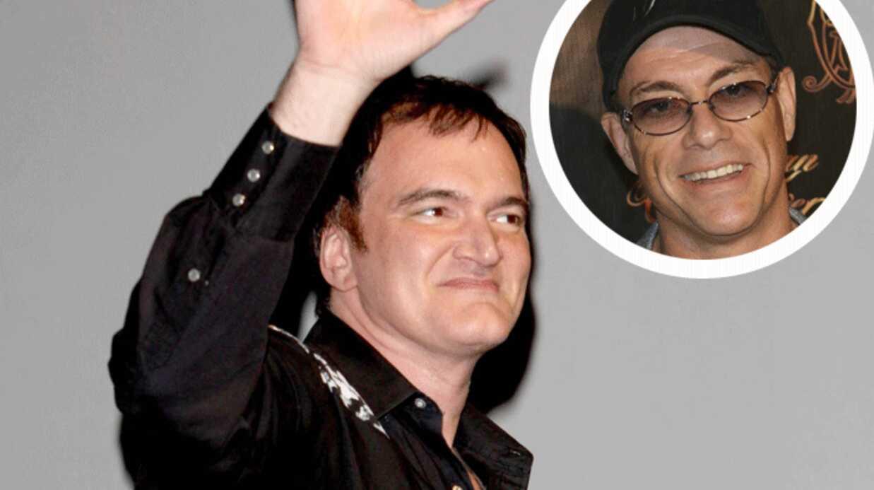 Quentin Tarantino fan de Jean-Claude Van Damme