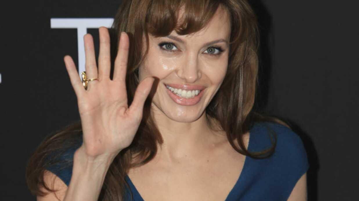 Angelina Jolie offre 100 000 dollars pour le Pakistan