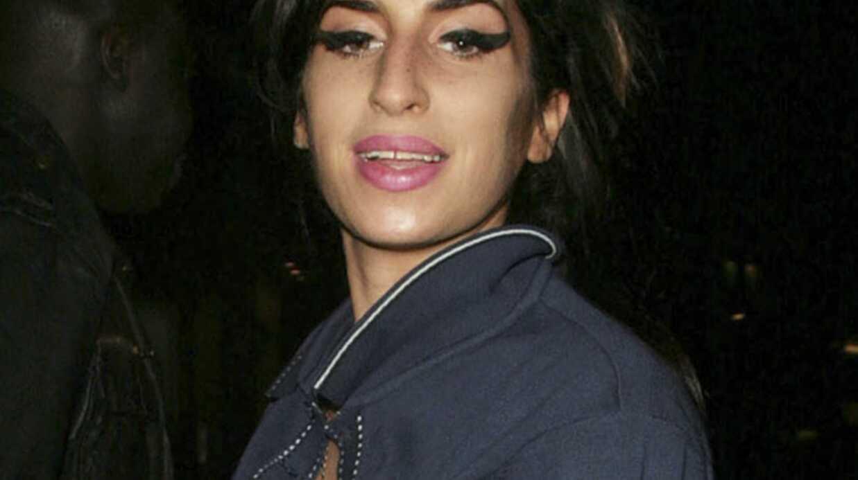 Amy Winehouse en studio pour son nouvel album