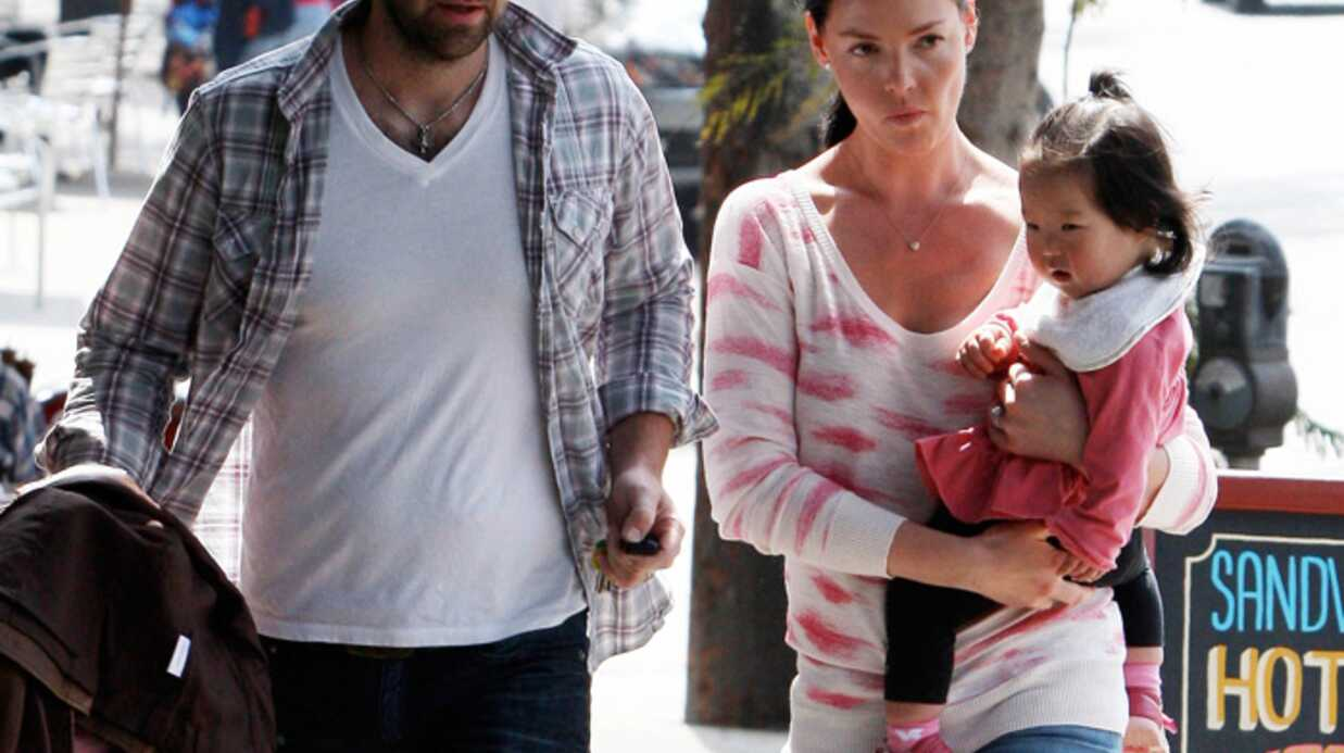 Katherine Heigl: Les premiers pas de Naleigh