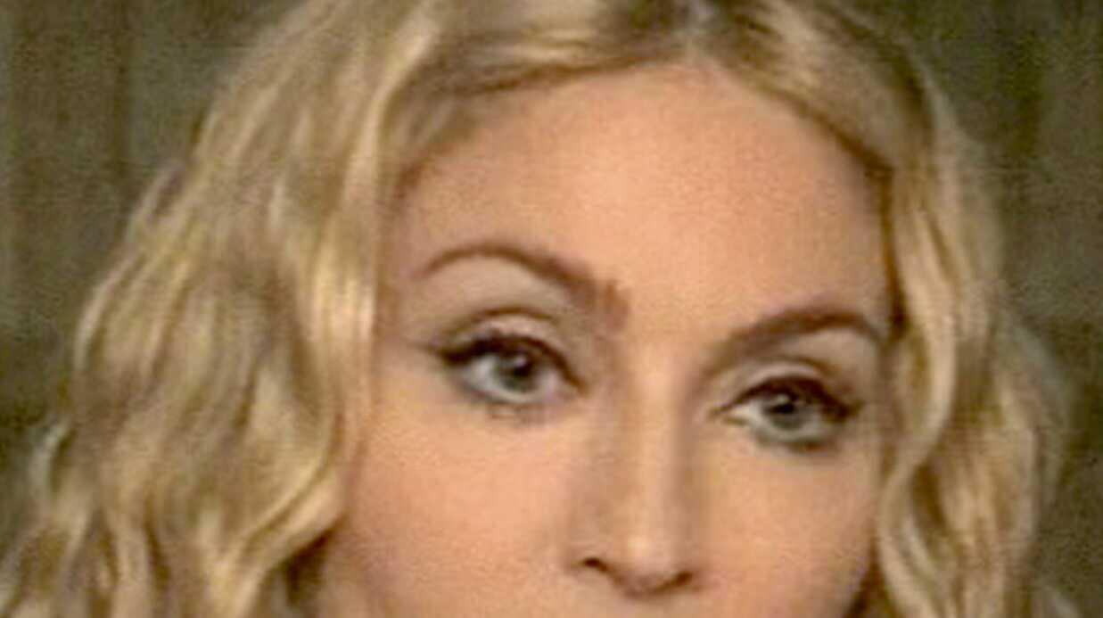 VIDEO Valérie Expert interviewe Madonna