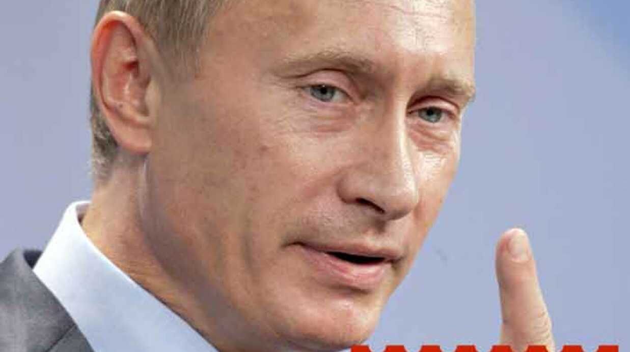 Vladimir Poutine: une de ses toiles vendue 860.000 euros
