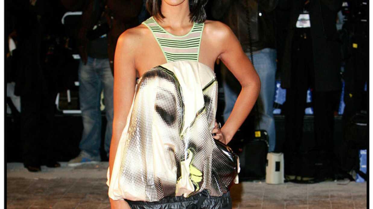 LOOK Shy'm, un style raté aux NRJ Music Awards