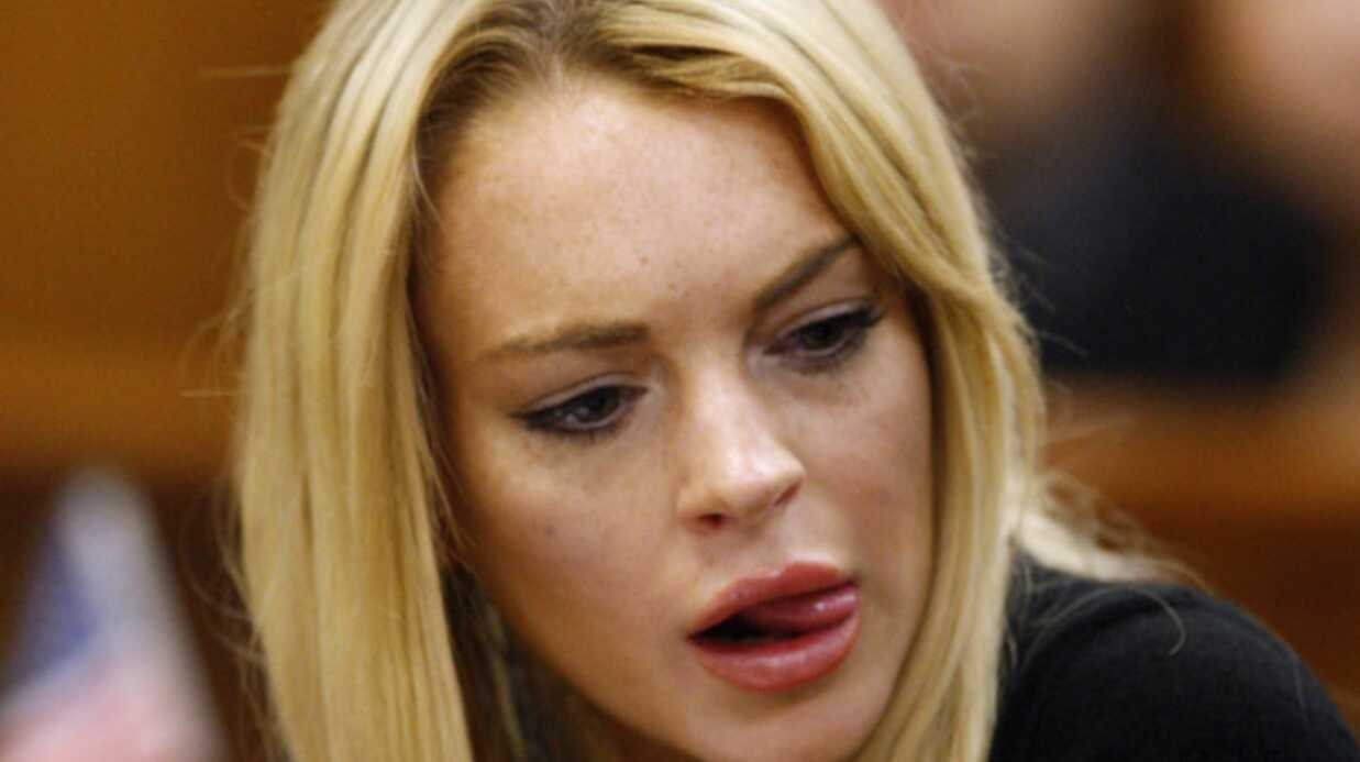 Lindsay Lohan refuse d'envisager la prison