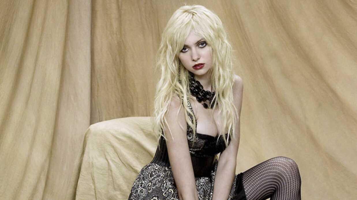 Taylor Momsen de Gossip Girl: fan de sextoy