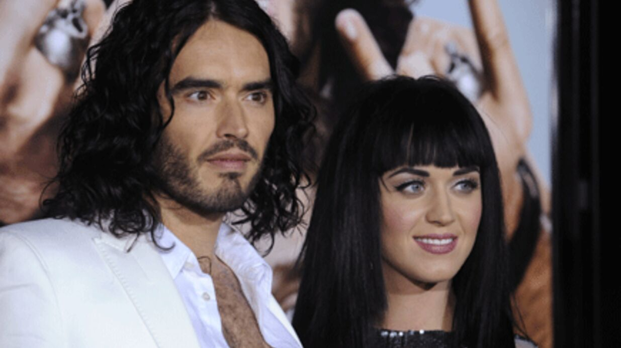 Katy Perry & Russell Brand veulent s'instal­ler à New-York