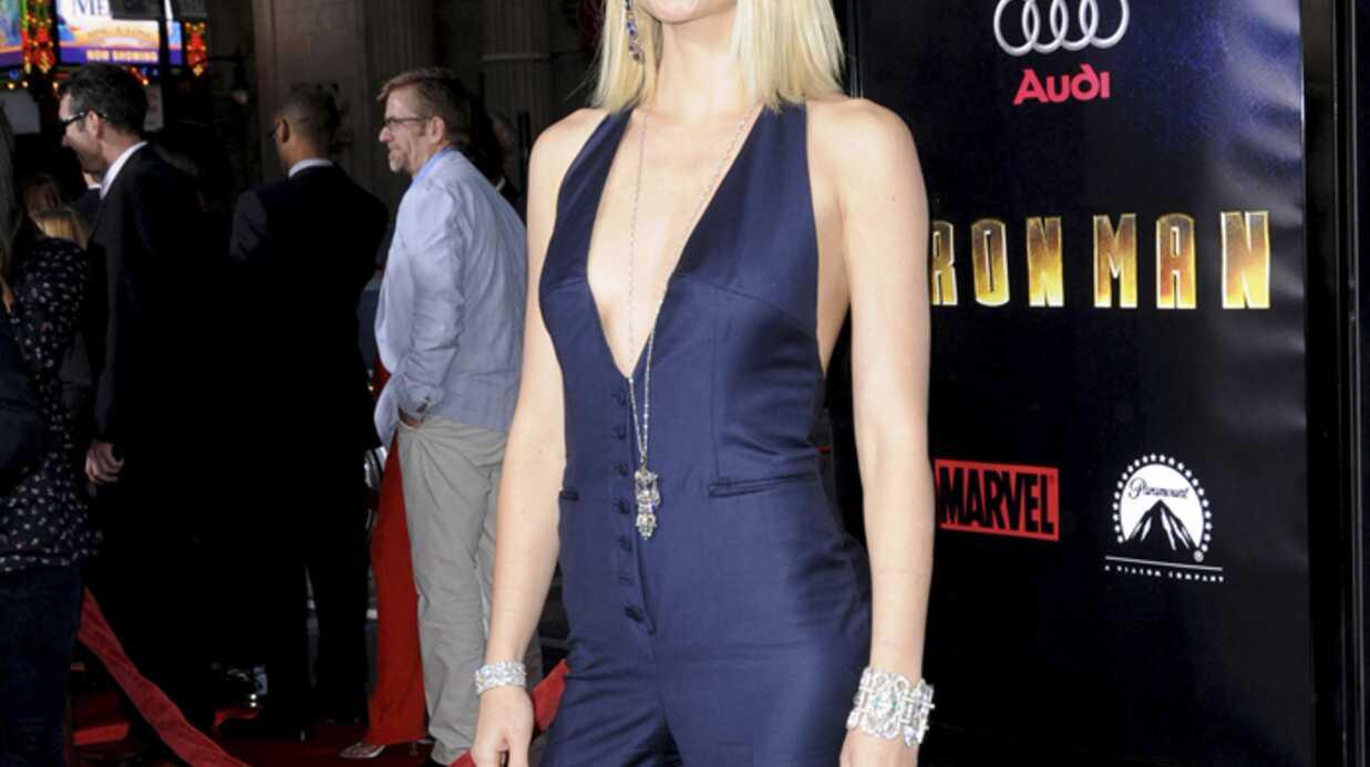 Gwyneth Paltrow Le fruit de ses efforts