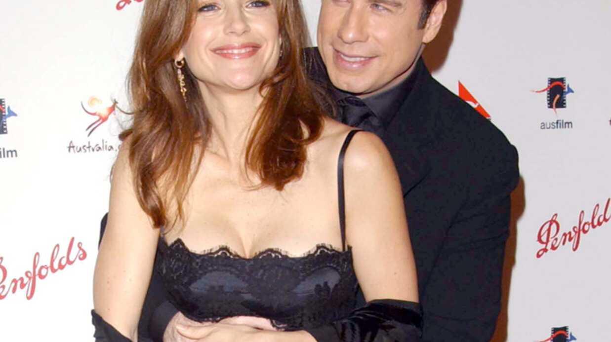 John Travolta va encore être papa