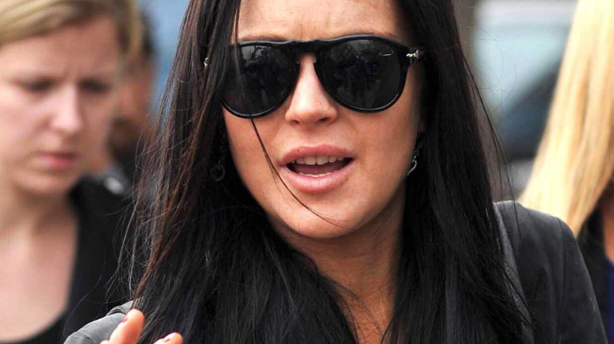 Lindsay Lohanrisque 180 jours de prison