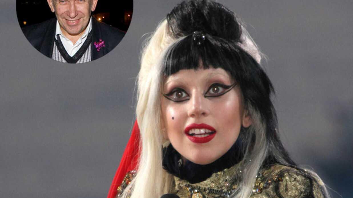 Jean-Paul Gaultier: «Au début, Gaga n'était pas terrible»