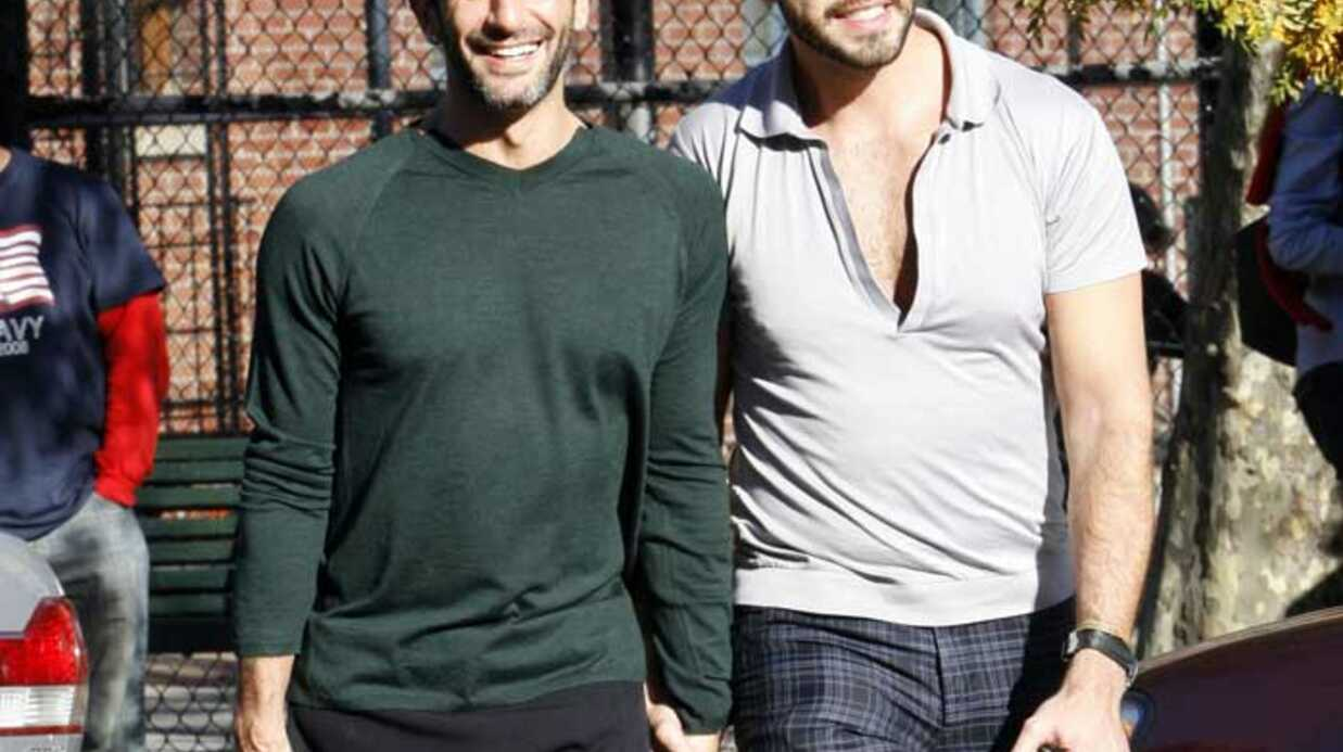 Marc Jacobs fiancé à Lorenzo Martone