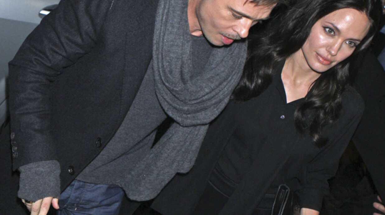 Angelina Jolie serait-elle enceinte pour la troisième fois?