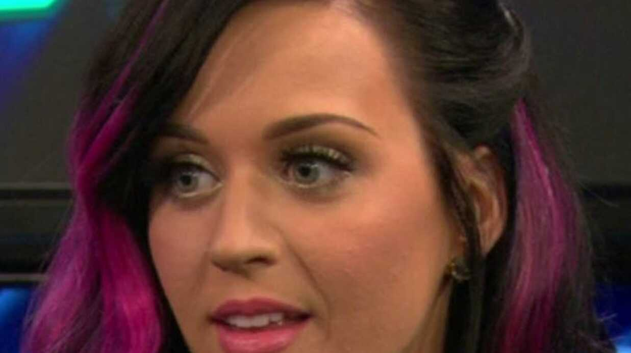 VIDEO Katy Perry se plante au X Factor britannique