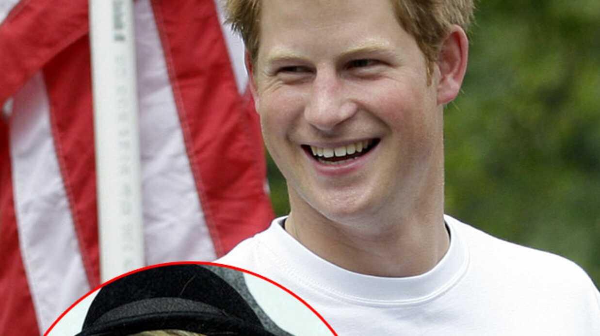 Le prince Harry amoureux d'une rockeuse?