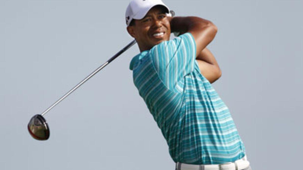Tiger Woods: la sextape réalisée avec un sosie