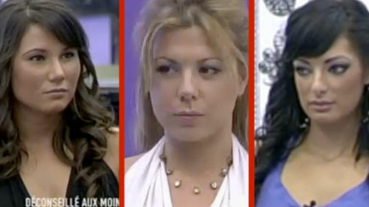 Secret Story 3: Jonathan, Emilie, Sabrina et Cindy en finale
