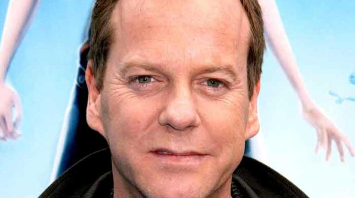 Kiefer Sutherland prête sa voix à Monstres contre Aliens