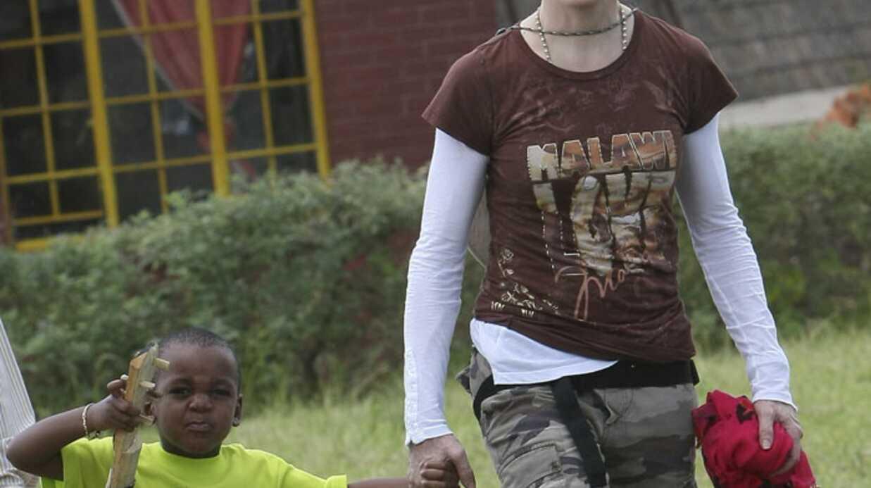 Madonna: l'adoption de Mercy James en bonne voie