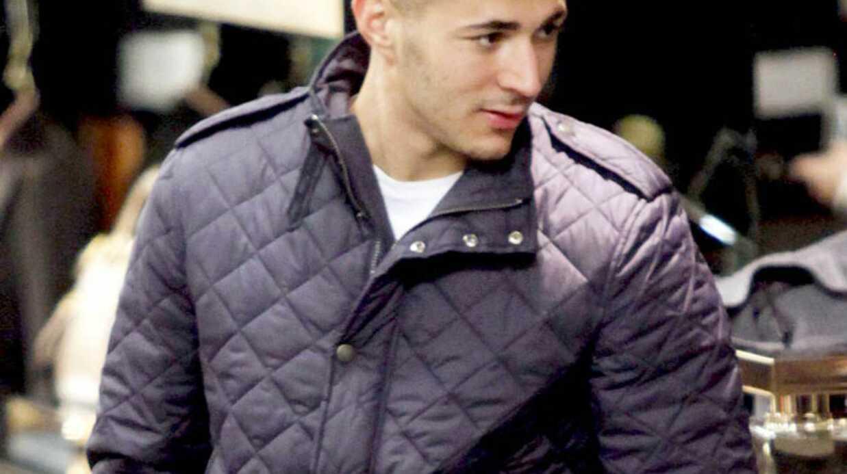 Karim Benzema: une étrange affaire sur Facebook