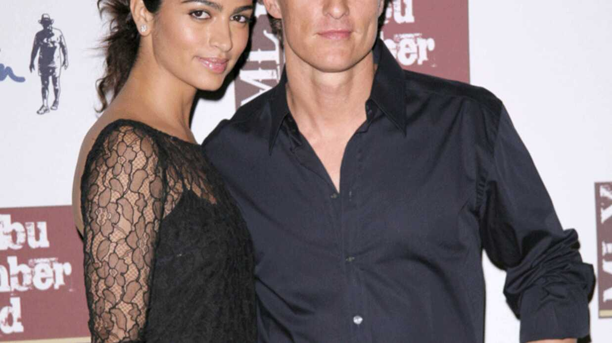 Matthew McConaughey privé de sexe pendant 40 jours