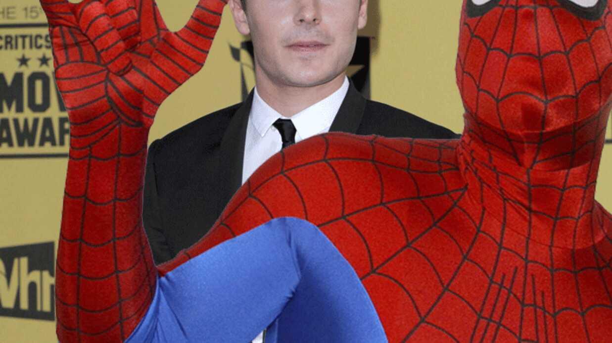 Zac Efron sera-t-il le prochain Spiderman?