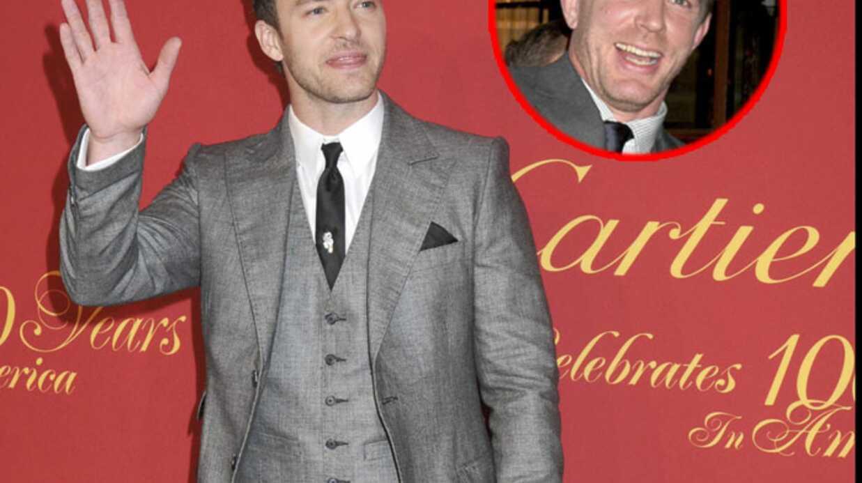 Justin Timberlake: un rôle dans un film de Guy Ritchie?