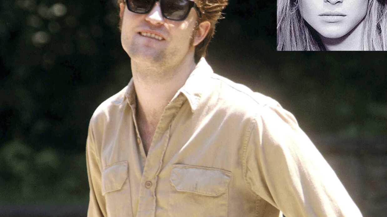 Robert Pattinson recycle son ex