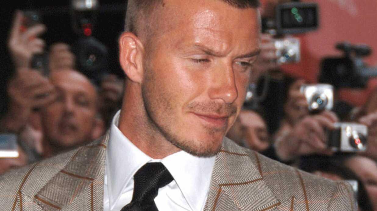 David Beckham: flirt avec un top model hongrois?