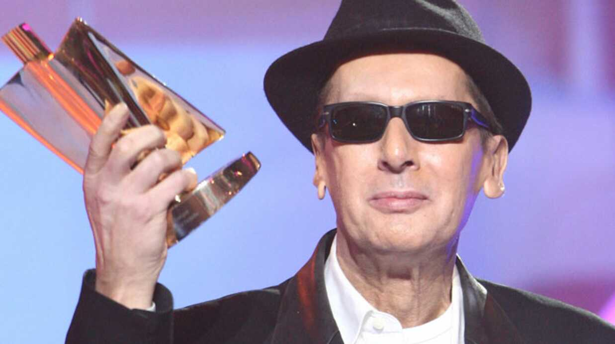 VIDEO Alain Bashung : record­man de l'his­toire des Victoires