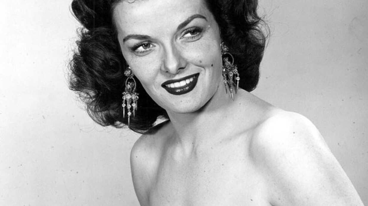 Mort de l'actrice américaine Jane Russell
