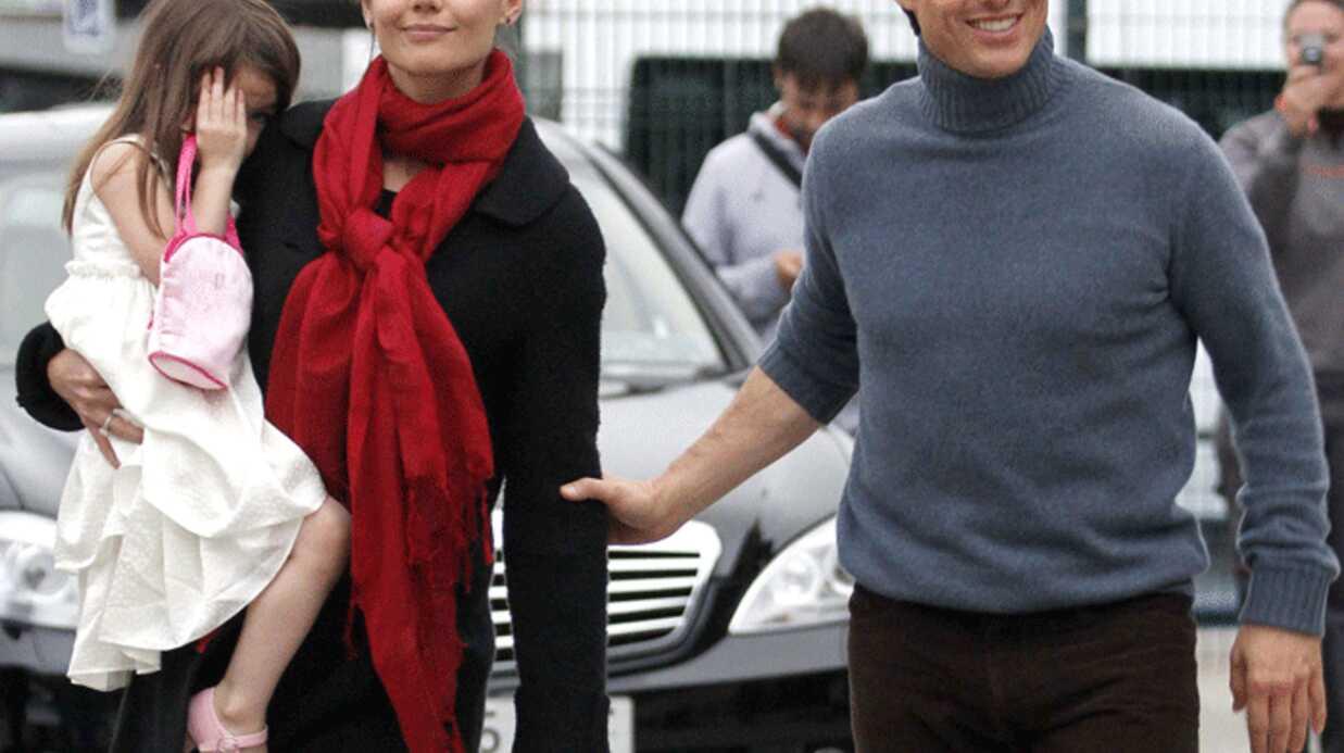 Un second bébé pour Katie Holmes?