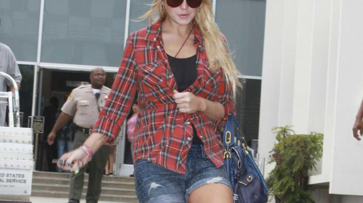 Lindsay Lohan s'en prend à Britney Spears