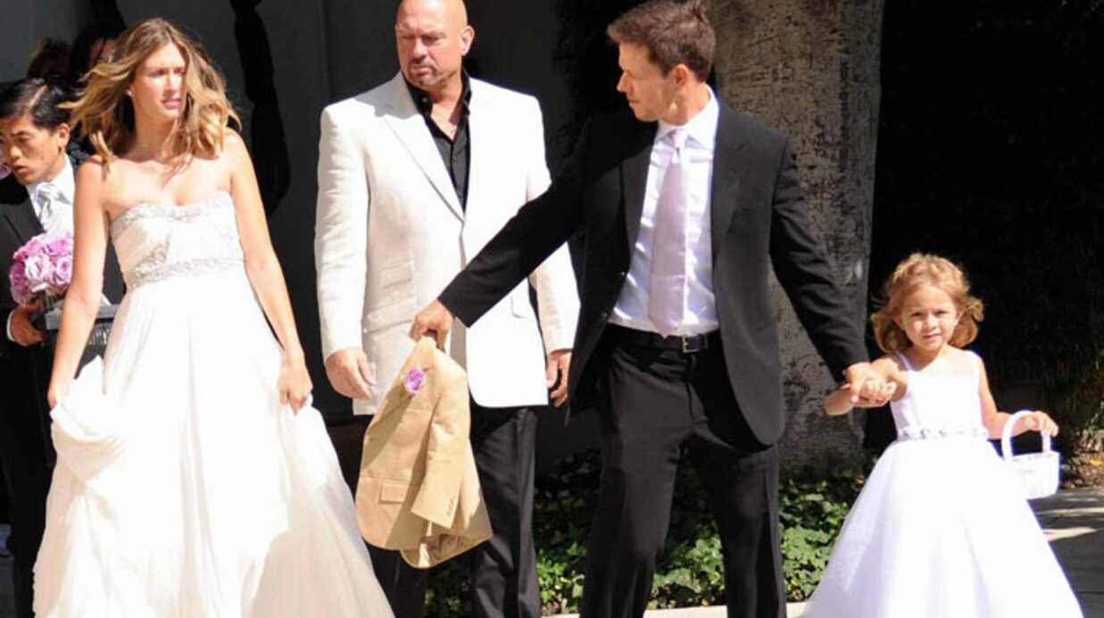 Mark Wahlberg et Rhea Durham se sont mariés