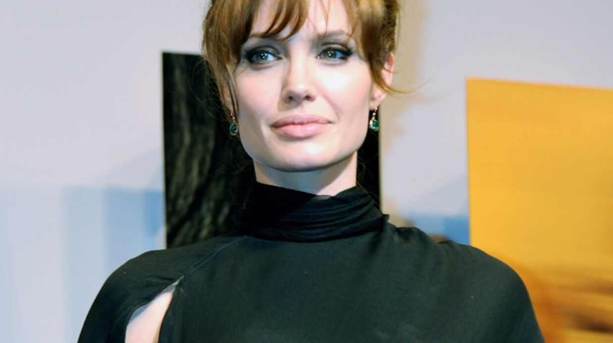 Angelina Jolie (presque) sur Twitter