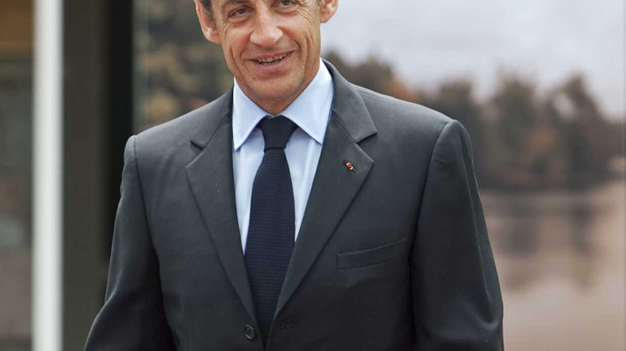 Nicolas Sarkozy va bien, selon ses médecins