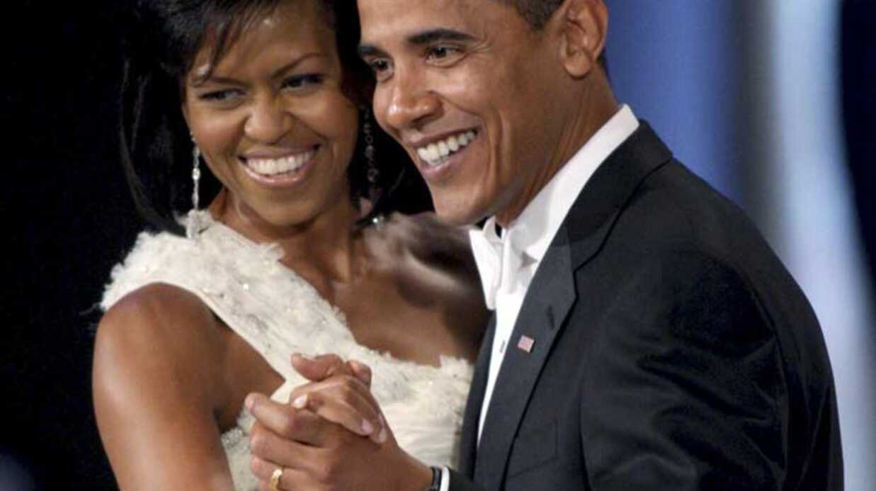 EXCLU Michelle et Barack Obama veulent une escapade romantique