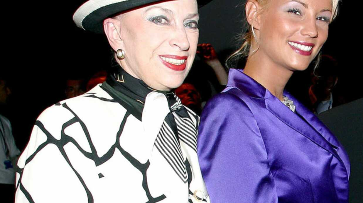 Elodie Gossuin soutenue par Geneviève de Fontenay
