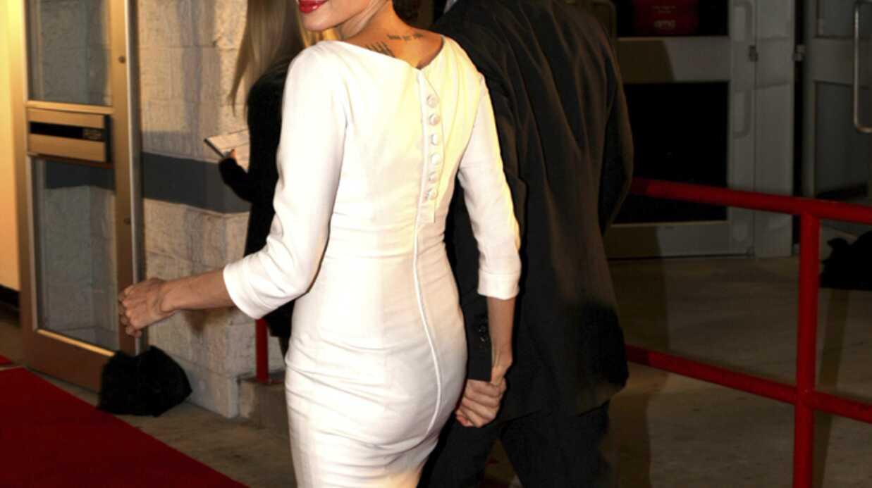 Brad Pitt Angelina Jolie: pas de mariage, la preuve!